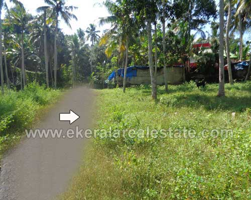 tar road frontage land plots for sale in kattaikonam Trivandrum thirumala real estate