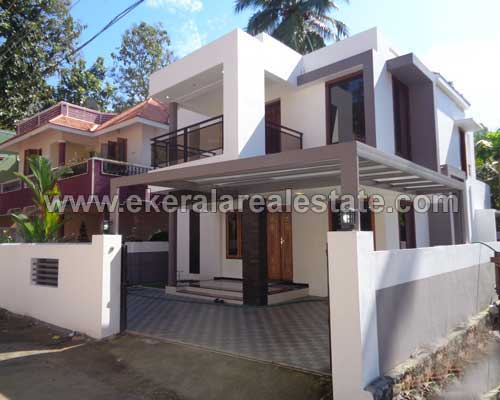 Kudappanakunnu trivandrum modern house for sale trivandrum for Contemporary homes for sale virginia