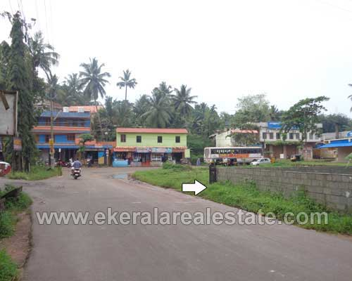 vellanad thiruvananthapuram main road frontage land plots sale kerala real estate