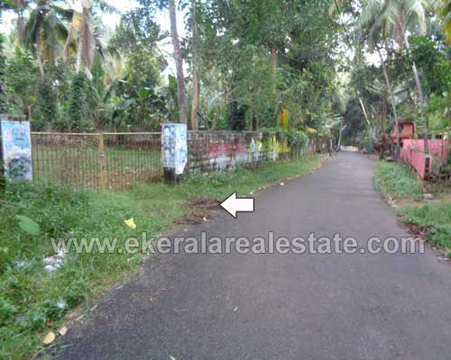 Residential land available for sale near vellayani Thiruvananthapuram