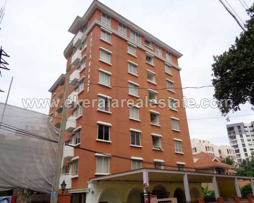 Kowdiar real estate trivandrum 3 bedroom with flat sale in Kowdiar