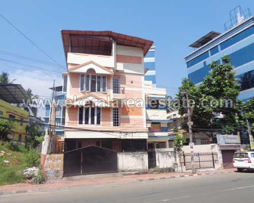 Pattom real estate trivandrum commercial space sale in Murinjapalam Pattom