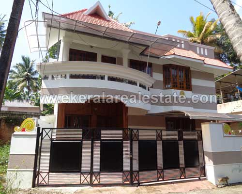 kerala real estate trivandrum peroorkada newly built house villas sale