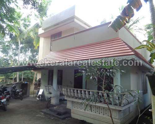kerala real estate thirumala road frontage house for sale thirumala