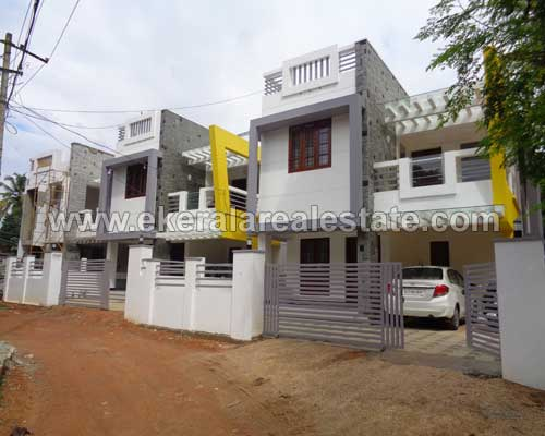 thirumala real estate 3 bhk and 4 bhk house villas sale trivandrum