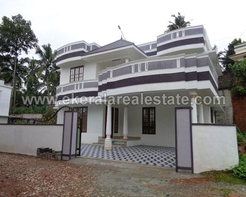 kerala real estate karakulam modern double storied house sale karakulam