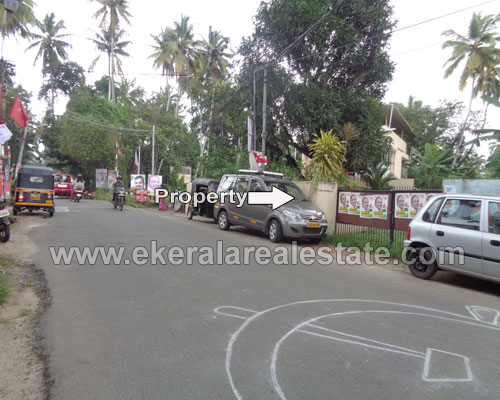 Pattom real estate properties plamoodu Pattom road frontage land plots sale