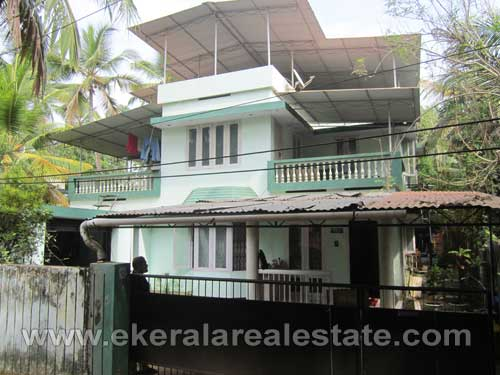 11 cents with 3 bhk used house sale kudappanakunnu trivandrum real estate