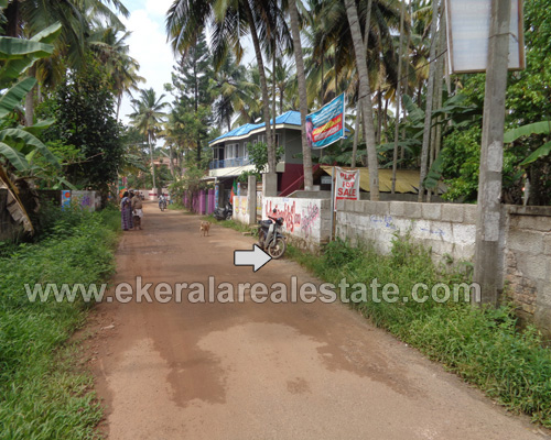 kerala real estate mannanthala 6.450 cent house plot sale mannanthala