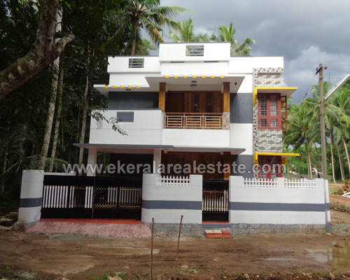 kerala real estate vattiyoorkavu 3 bhk modern two storied house sale in kulasekharam vattiyoorkavu