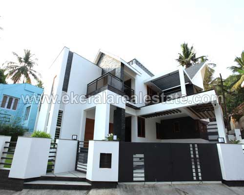 Ambalamukku 3500 Sq.ft. 4 Bedroom House for sale thiruvananthapuram