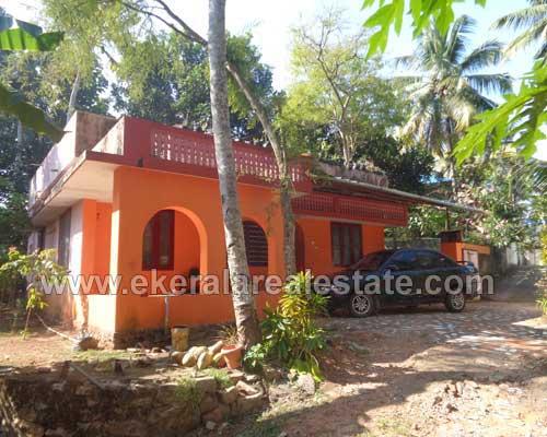 Property in Sreekaryam properties land with House in Sreekaryam sale