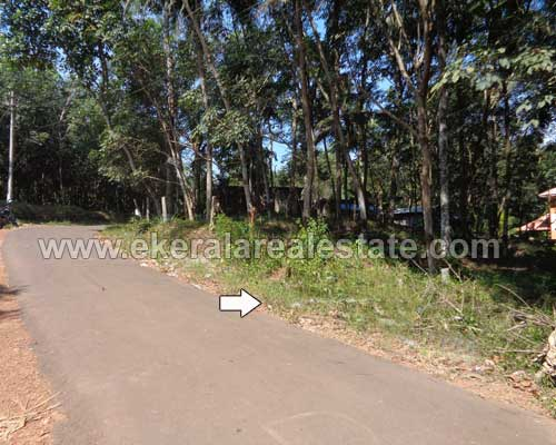 Pothencode thiruvananthapuram tar road residential land for sale