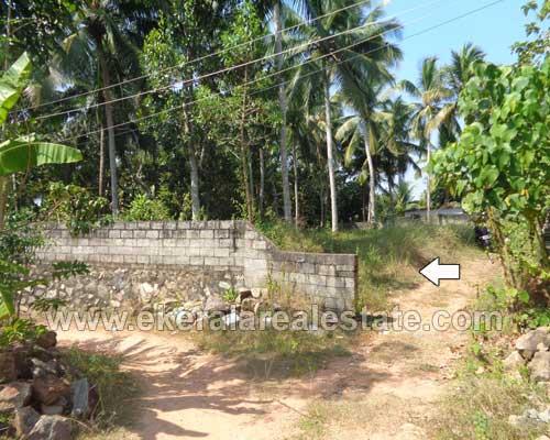 Thiruvallam thiruvananthapuram 8 cent residential lorry plot for sale