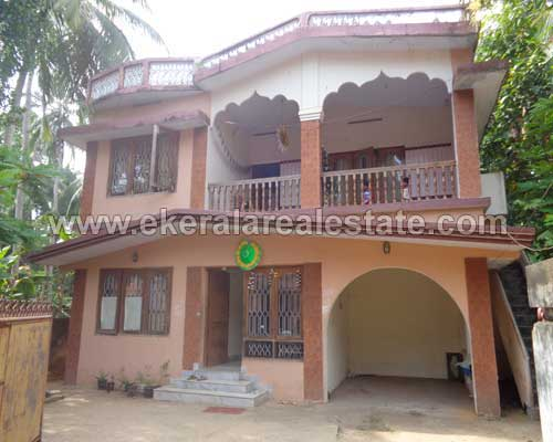 kerala real estate thiruvananthapuram Chackai 2500 Sq.ft. house sale