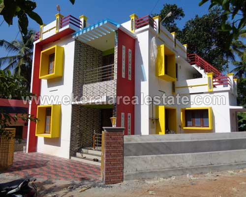 kerala real estate thiruvananthapuram Nedumangad 1800 Sq.ft. house sale