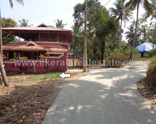 Varkala kerala real estate tar road residential land plot for sale Varkala properties