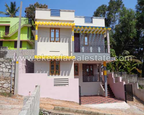puliyarakonam real estate thiruvananthapuram puliyarakonam 1700 sq.ft. new model house sale kerala