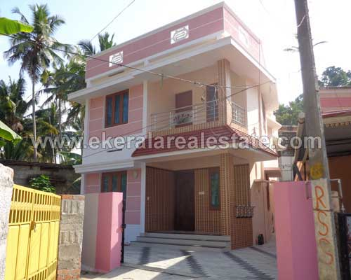 vattiyoorkavu real estate new house villas sale at vattiyoorkavu Valiyaveedu Lane