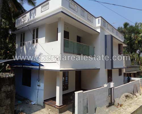 vellayani real estate new house villas sale at vellayani Thennoor Lane