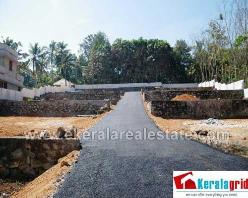 land plots properties for sale near Sreekaryam trivandrum Sreekaryam