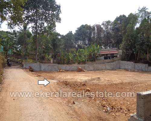 20 cents house plots sale at Mangattukadavu trivandrum kerala real estate