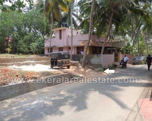 Kamaleswaram Manacaud thiruvananthapuram 3 cent Land for sale in kerala real estate