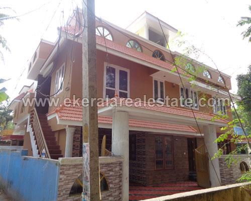 Manacaud 6 Bedroom new House for sale Manacaud properties thiruvananthapuram kerala