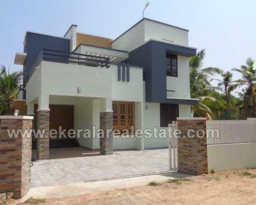 Kazhakuttom thiruvananthapuram 1650 Sq.ft 3 bhk new house for sale in kerala real estate
