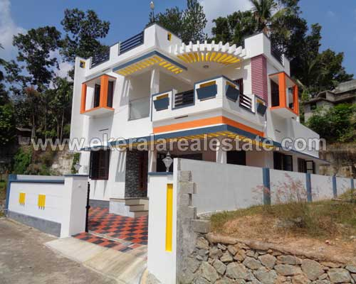 Kerala real estate 2000 Sq.ft. 3 bhk house in Karakulam thiruvananthapuram