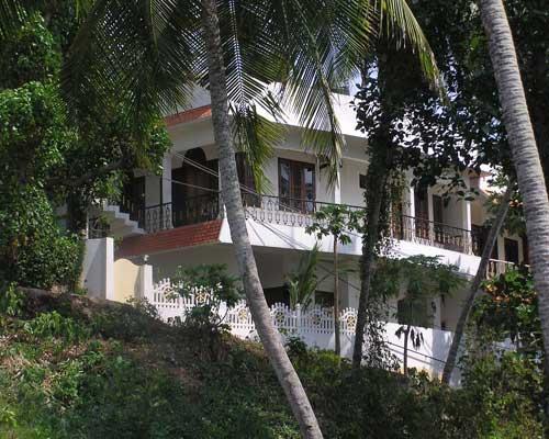 Kerala real estate 3 Cents 1400 Sq.ft. Resort in Kovalam thiruvananthapuram