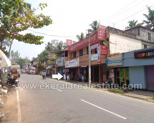 Kerala real estate House with Shops in Kattakada thiruvananthapuram