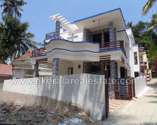Peroorkada Properties Newly Built House for Sale at Peroorkada Mannamoola Trivandrum Kerala