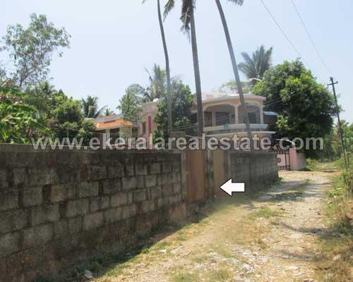 Trivandrum real estate Anayara Properties House Plot for Sale at Anayara Trivandrum Kerala