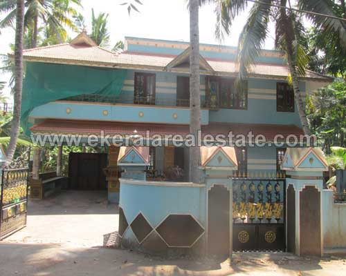 Land with House for Sale at Vetturoad Kazhakuttom Real estate Trivandrum Kerala