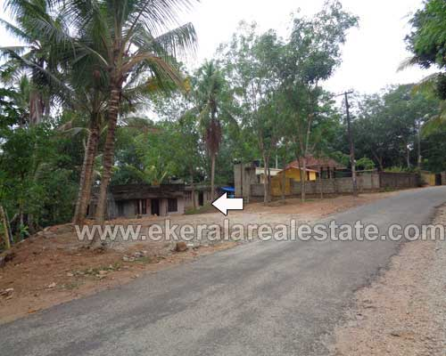 Trivandrum Neadumangad real estate 8 Cents Land with House for Sale at Anad Nedumangad Trivandrum Kerala