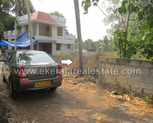 Trivandrum Real estate Residential House Plot for Sale at Pothencode Trivandrum Kerala