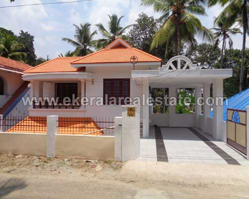 Vattiyoorkavu Properties Newly Built House for sale at Nettayam Trivandrum Kerala