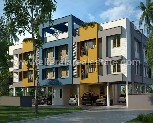 Trivandrum Real estate Apartment for sale at Kesavadasapuram Trivandrum Kerala