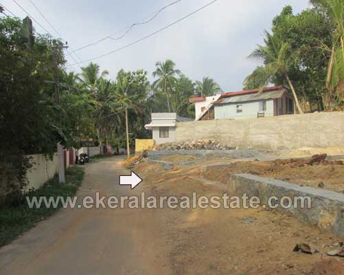 Residential House Plots for Sale at Thirumala Trivandrum Real estate Kerala