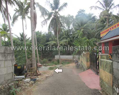 Trivandrum Residential Plot for sale at Peyad Puliyarakonam Real estate Trivandrum Kerala
