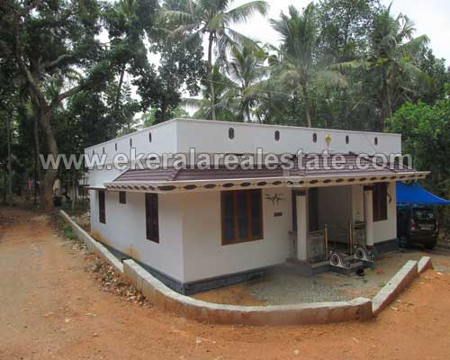 Attingal Real estate 10 Cents Land with Single Storied House for Sale at Attingal Trivandrum Kerala