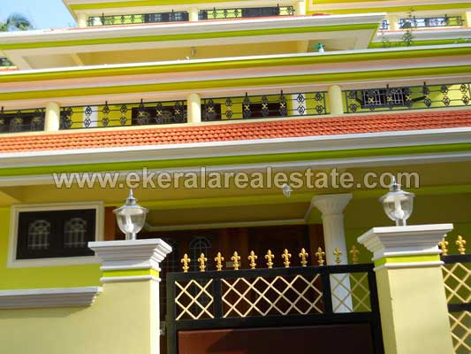 Karamana Real Estate 5 BHK Brand New House for Sale at Karamana Trivandrum Kerala