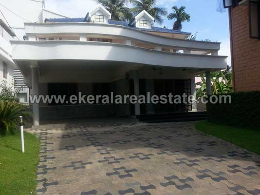 Vanchiyoor Real Estate 5 BHK Brand New House for Sale at Vanchiyoor Trivandrum Kerala