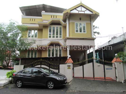 Nanthancode Properties 4 BHK House in 3 Cents for Sale at Nanthancode Trivandrum Kerala