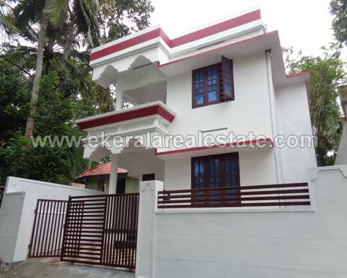 Newly Constructed House at Kattaikonam Pothencode Trivandrum Kerala Real Estate