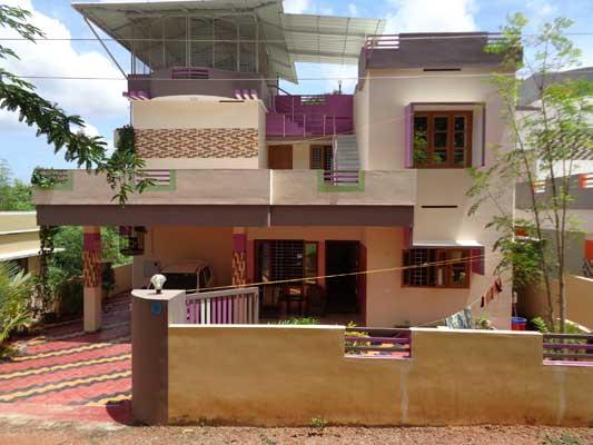 Sreekaryam Real Estate Fully Furnished House for sale at Njandoorkonam Sreekaryam Trivandrum Kerala