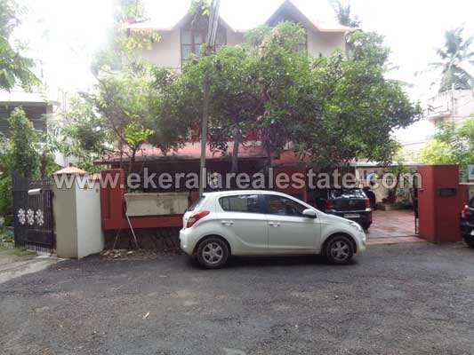 Pattom Properties Three Storied Building with 5 BHK Sale near Pattom Junction Trivandrum Kerala