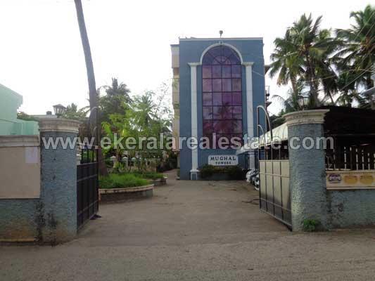 Manacaud Properties 2 BHK Apartment for Sale at Kamaleswaram Manacaud Trivandrum Kerala