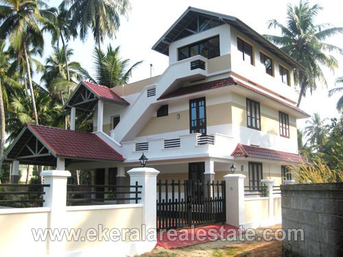Karamana Properties House for Sale at Karamana Maruthoorkadavu Trivandrum Kerala